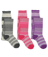 Three colours available - black, pink and purple