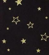 Night Sky Kids Tights Fabric Swatch