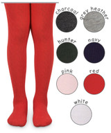 Cable Knit Tights and the colours available.