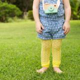 Fluro Yellow Leggings