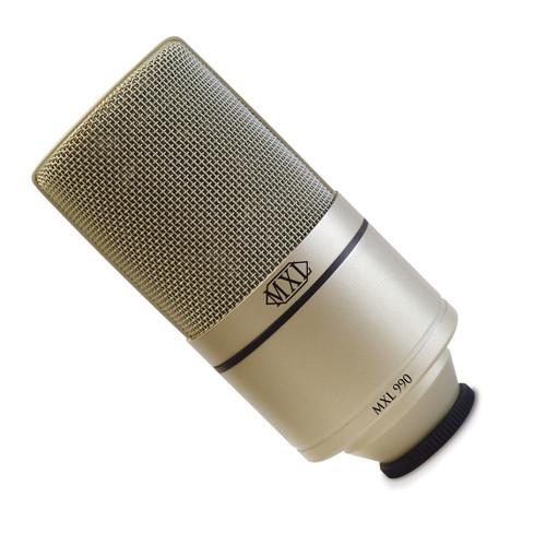 MXL 990 microphone