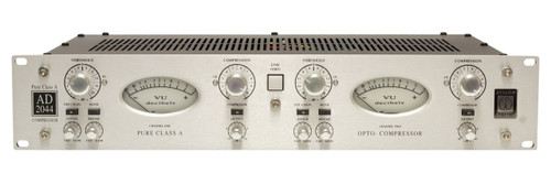 Avalon AD2044 Dual Mono Optocompressor Display unit