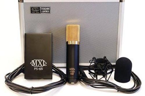 MXL V69M edt complete set