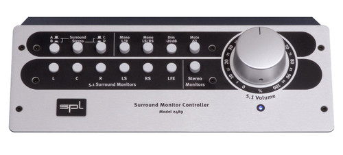 SPL SMC Surround Monitor Controller 5.1