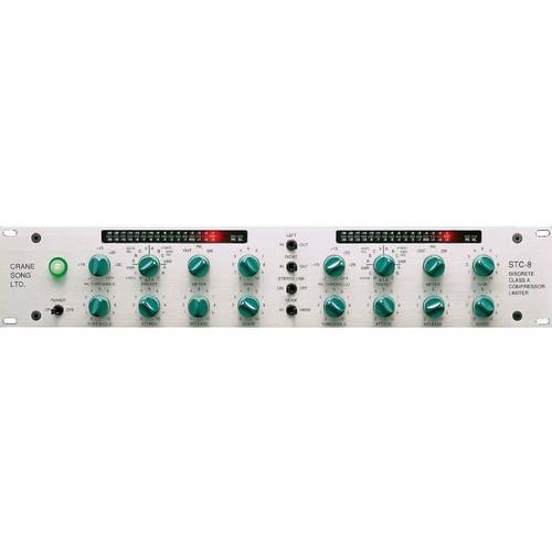 Crane song STC-8 Stereo Class A Compressor-Peak Limiter