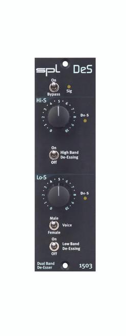 SPL DeS Dual Band De-Esser