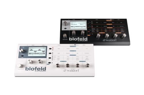 Waldorf blofeld synthesizer