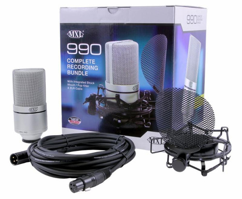 MXL 990 Complete Bundle