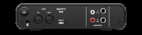 MOTU M2