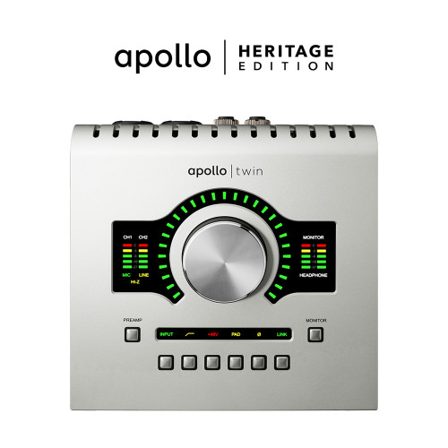 Apollo Twin USB Heritage Edition (Desktop/Win)