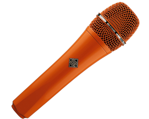 Telefunken M80 in Orange