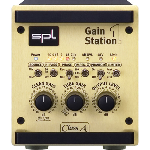 SPL Gainstation 1 with A/D Converter