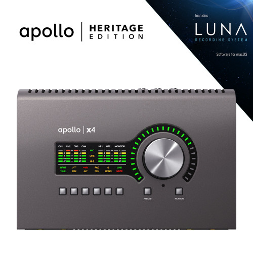 Apollo x4 Heritage Edition