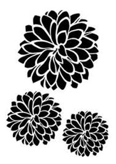 Reusable Stencils, Flowers Florals Blooms
