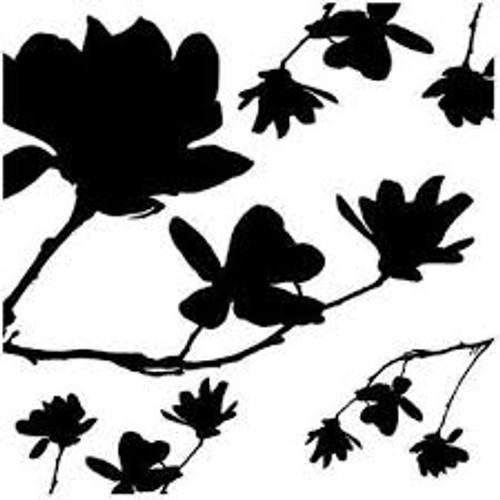 Reusable Stencils, Floral Patterns, Flowered Backgrounds