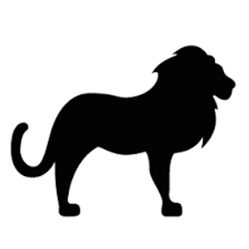 Reusable Stencils, Lions, Le Roi, Rex, King of the Jungle, African safari animals
