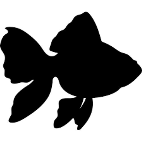 Reusable Stencils, Fish, Goldfish, Sea Life, Nautical, Koi