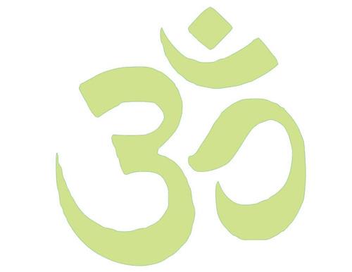 Reusable Stencils, Om Symbol, Balance, Zen, Meditation, Yoga.