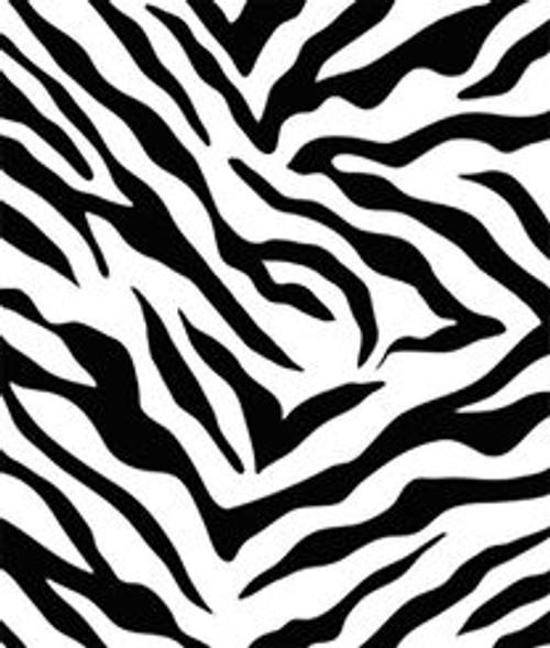 Reusable Stencils, Zebra Skin, Safari Animal Prints
