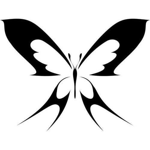 Reusable Stencils, Butterflies, Butterfly