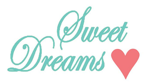 Reusable Stencils: Sweet Dreams with Heart