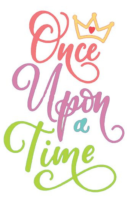 Reusable Stencils: Once Upon A Time