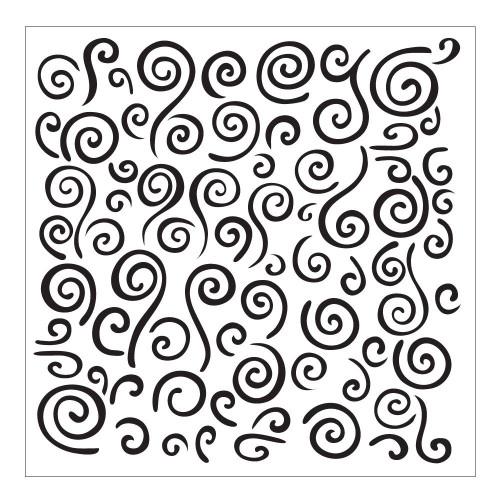 Reusable Stencils, Tile Designs