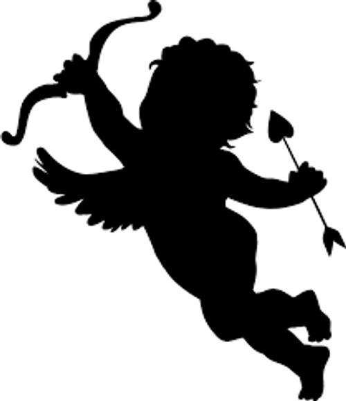 Reusable Stencils, Cupid's Arrows, Love, Romance