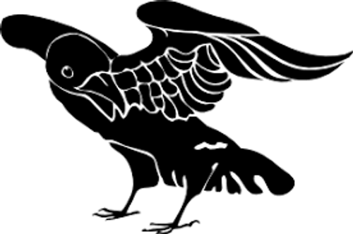 Reusable Stencils, Eagles, Raptors, Large Birds of Prey