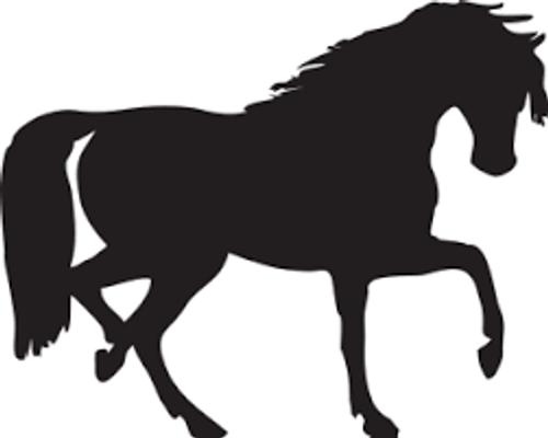 Reusable Stencils, Prancing Horse