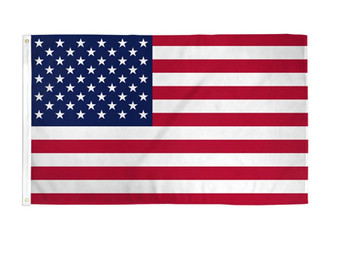 3x5 USA Flag Poly