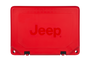 Jeep Attitude Cooler 40 Quart Ice Chest Hard-Sided JEEP EDITION - red top