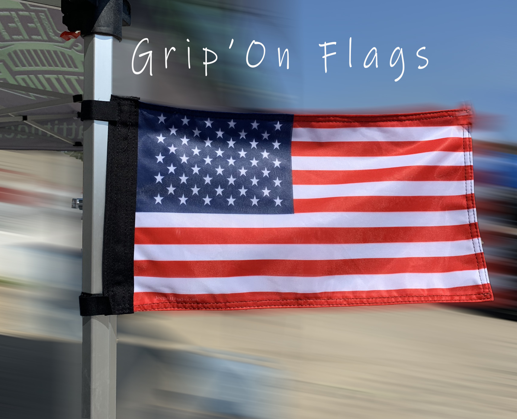 Grip On Flags