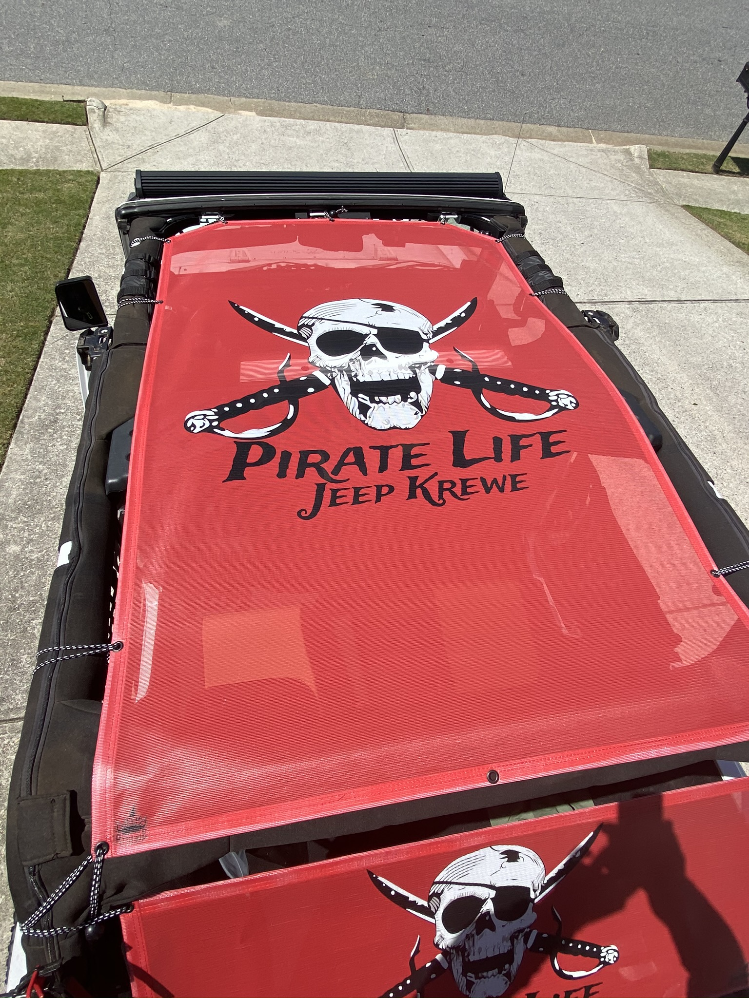Pirate Life Jeep Krewe