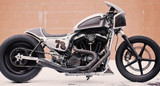 """Drag Queen"" Custom Kings Build by Harley Davidson of Indianapolis"
