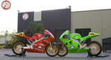 Honda & Kawasaki 450s