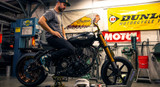 The Indian Chief Road Racer: In Progress