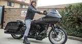 Anthony Kiedis Roadglide