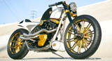 RSD Custom for Mickey Rourke
