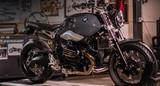 BMW Motorrad Machined Line
