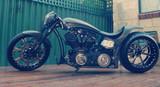 Customer Bike: Lee Oakley