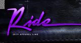 RIDE RSD - 2019 Apparel Line