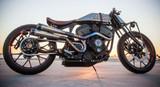 RSD Custom Titanium Indian