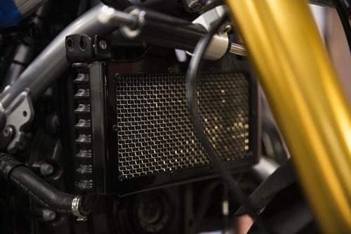 Roland Sands Design Oil Cooler Guard for BMW R nineT