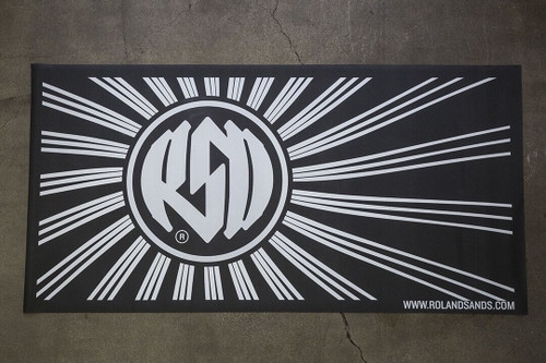 Roland Sands Design RSD Bike Mat