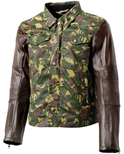Roland Sands Design Johnny Camo Jacket