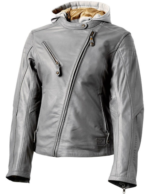 Roland Sands Design Mia Gunmetal Jacket
