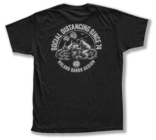 Roland Sands Design Social Distance T-Shirt