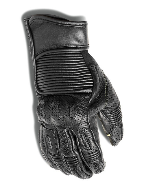 Roland Sands Design F#K LUCK Gloves SAMPLE SIZE LG ONLY