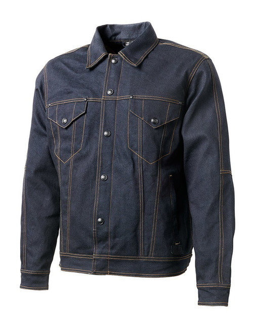 Roland Sands Design Tech Denim Jacket SAMPLE SIZE LG ONLY